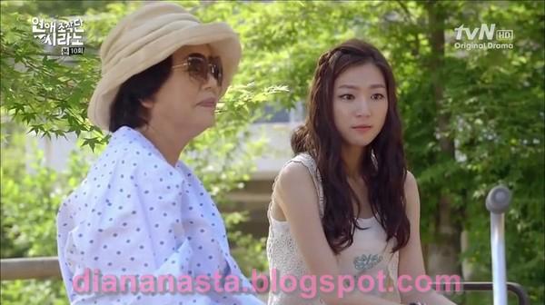 Sinopsis Dating Agence Cyrano EP 7 partie 1